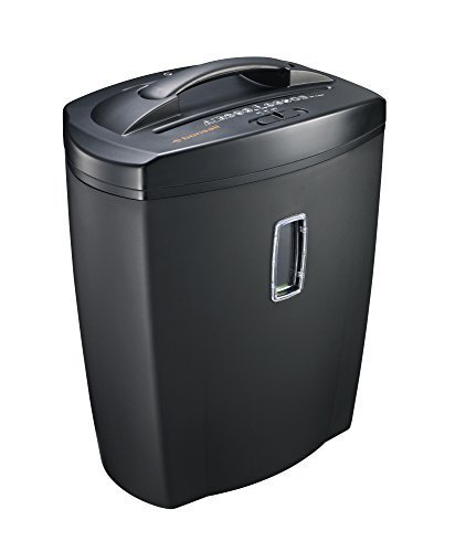 Bonsaii DocShred C156-D 12-Sheet Cross-Cut Shredder -Commercial Paper Shredders