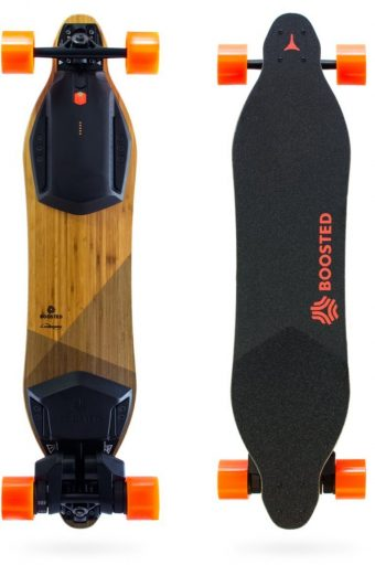 Boosted 2nd Generation Dual+ Electric Skateboard-Electric Skateboards