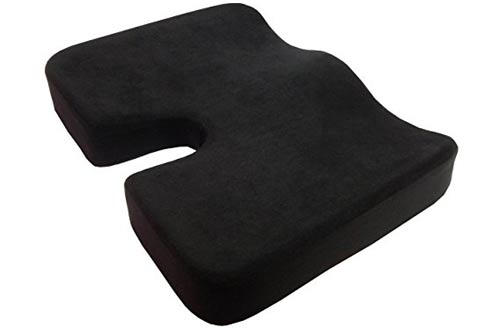 Kieba Cool Gel Large Seat Cushion for Sciatica & Back