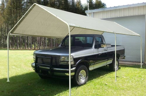 metal carport canopy