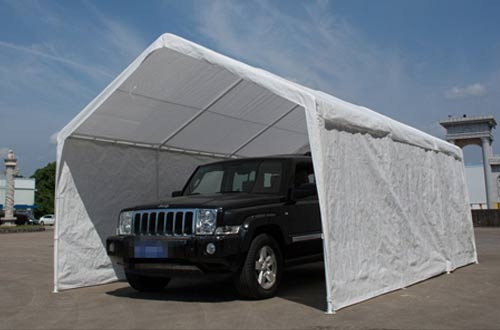 Abba Patio Heavy Duty Portable Car Canopy Shelter & Top 10 Best Car Tents u0026 Car Garage Shelters In 2018 - Paramatan