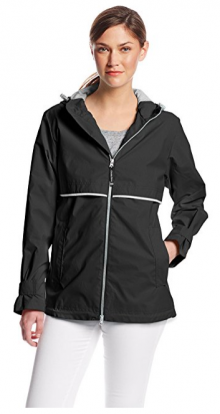 Charles River Apparel-Women Waterproof Jackets