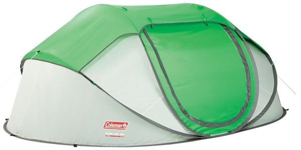 Coleman-Pop Up Tents
