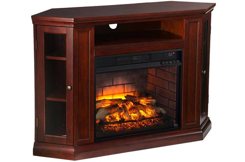 Top 10 Best Electric Corner Fireplace TV Stands Reviews In 2021