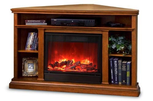 electric fireplace home