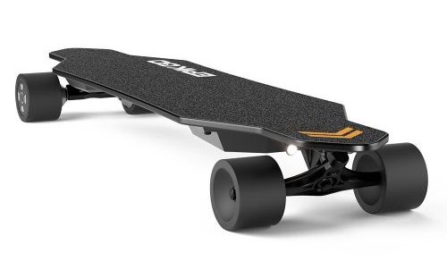 EPIKGO Electric Longboard Skateboard