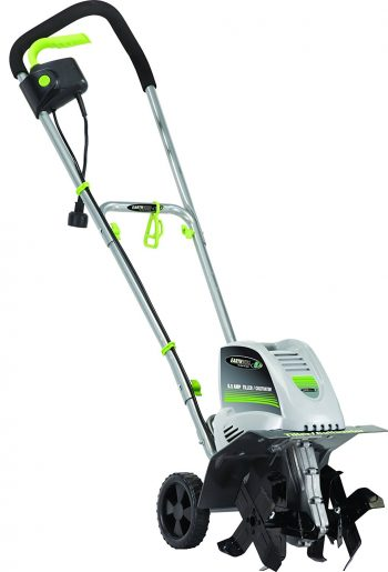 Earthwise TC70001 11-Inch 8.5-Amp Corded Electric Tiller-best cultivator