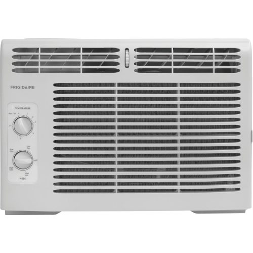 Frigidaire FFRA0511R1 5, 000 BTU 115V Window-Mounted Mini-Compact Air Conditioner ឥQuiet Portable Air Conditioners