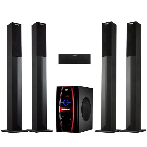 Frisby FS-6600BT 5.1 Channel Stereo Home Theater System