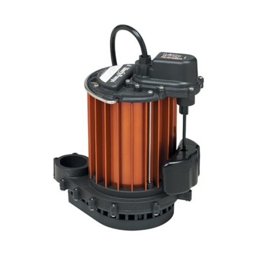 Liberty Pumps 237 1/3-Horse Power 1-1/2-Inch Discharge 230-Series Automatic Submersible Sump Pump