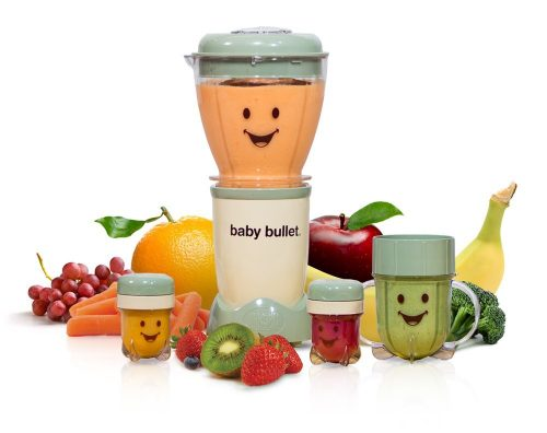 Magic Bullet Baby Bullet Baby Care System-Baby Food Makers