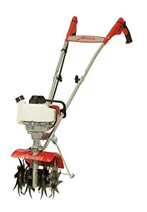 Mantis 4-Cycle Tiller Cultivator 7940 Powered by Honda – Lightweight