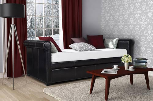 DHP Giada Twin-Size Daybed and Trundle