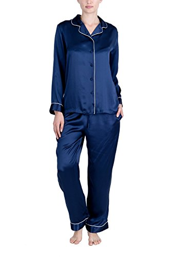 OSCAR ROSSA Women's Luxury Silk Sleepwear