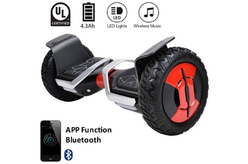 EVERCROSS Hoverboard Phantom Self Balancing Scooter