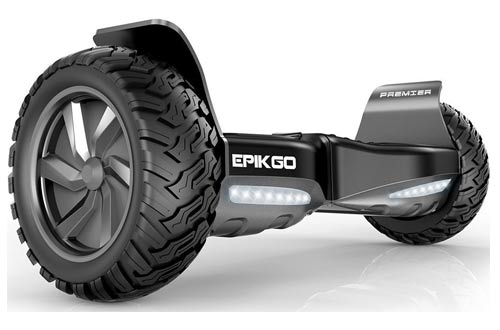 EPIKGO Premier Series Hover Self Balancing Board Scooter