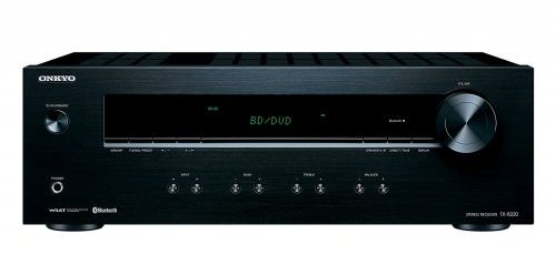 Onkyo TX-8220 Analog Home Audio/Video Stereo Receiver black