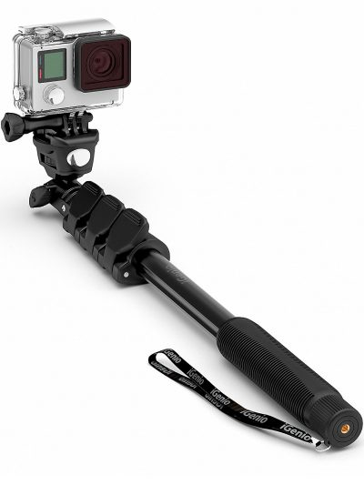 Professional 10-In-1 GoPro Monopod