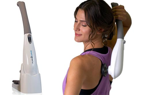 Pure-Wave CM7 Cordless Neck & Shoulder Massager