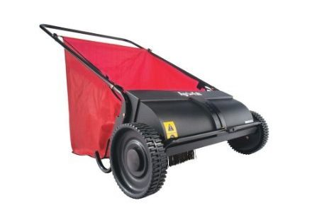 Push Model Lawn Sweeper By Agrifab