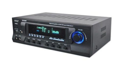 Pyle Pyle Stereo Amplifier Receiver AM-FM Tuner