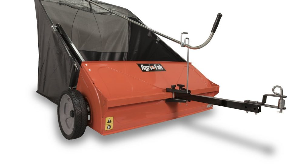 Roll over image to zoom in Agri-Fab Agri-Fab 45-0492 Lawn Sweeper