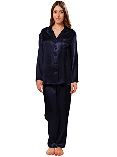 Roll over image to zoom in ElleSilk ElleSilk Pajamas For Women