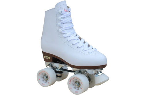 Chicago Skates Women's Leather Lined Rink Skate