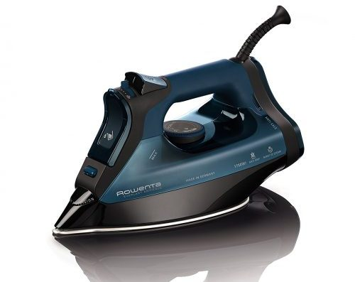 Rowenta DW7180 Everlast 1750-Watt Anti-Calc Steam Iron Stainless Steel