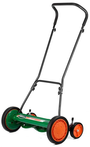 Scotts 2000-20 20-Inch Classic Push Reel Lawn Mower