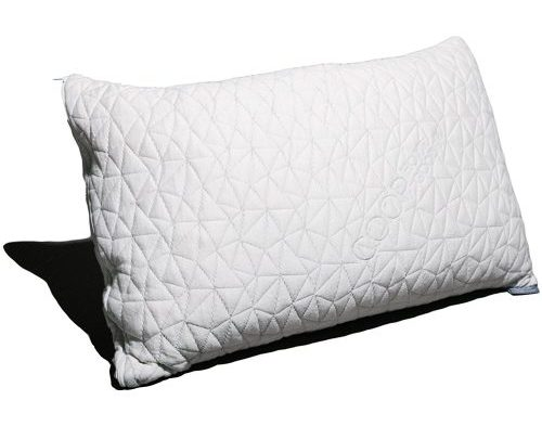 Shredded Hypoallergenic Certipur Memory Foam Pillow -Side Sleeper Pillows