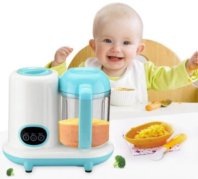 Top 10 Best Baby Food Makers in 2019