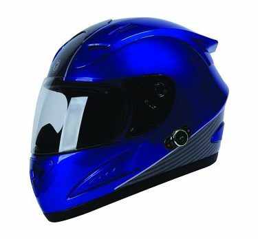TORC T10B Prodigy Full Faced Helmet with Blinc 2.0 Stereo Bluetooth Technology