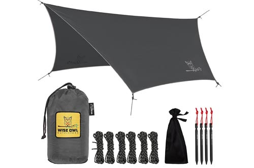 Top 10 Best Tarp Tents & Canopy Tarps for Sale In 2018