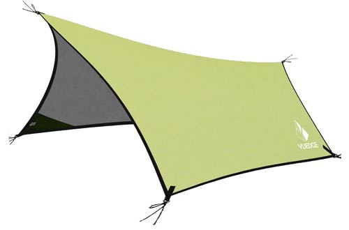 Lightweight Waterproof Tarps Rain Fly