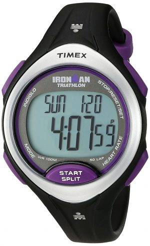 Timex Mid-Size Ironman Road Trainer Digital HRM Watch