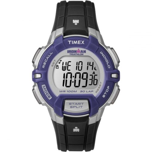 Timex T5K812 Ironman 30 Lap Rugged Mid Size Watch