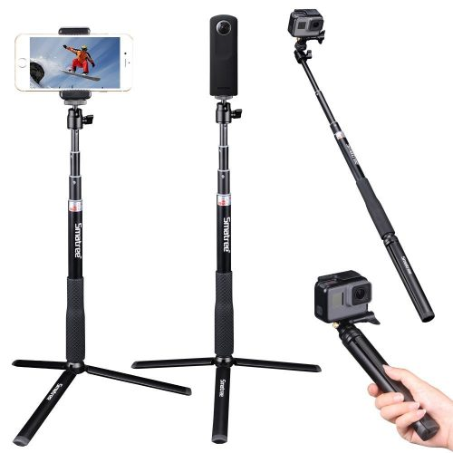 Tripod Stand for GoPro Hero 6/5/4/3+/3/2/1/Session Cameras