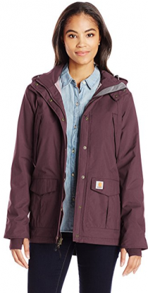 Carhartt-women-waterproof-jackets