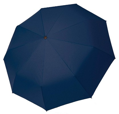 Rain-Mate Compact Travel Umbrella - Windproof, Reinforced Canopy, Ergonomic Handle