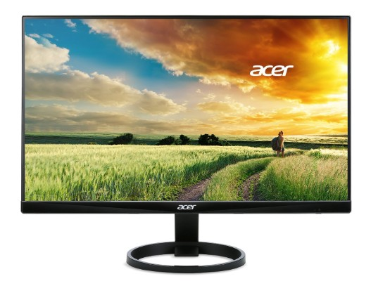Acer R240HY bidx 23.8-Inches IPS HDMI DVI VGA (1920 x 1080) Widescreen Monitor