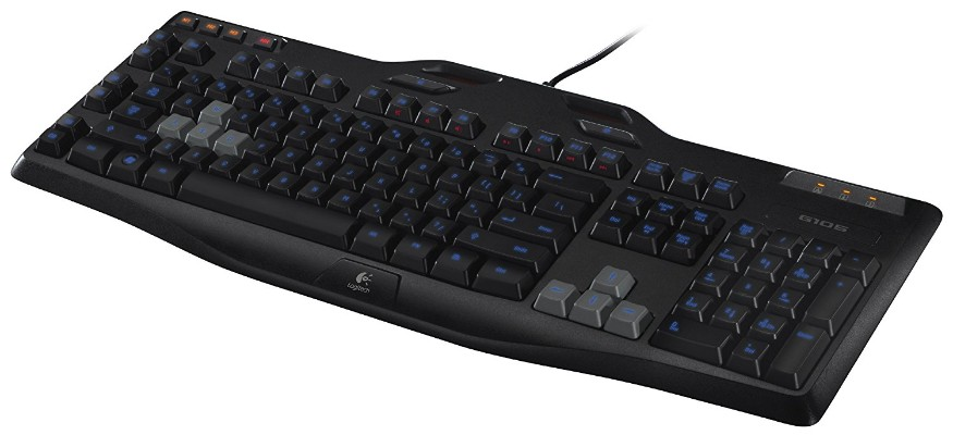 Logitech G105 920-003371 Gaming Keyboard