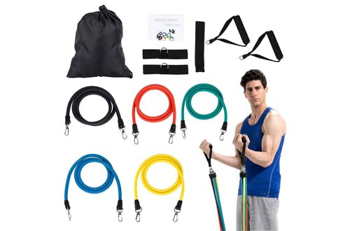 Resistance Bands Set Door Anchor Attachment For Exercise Bands