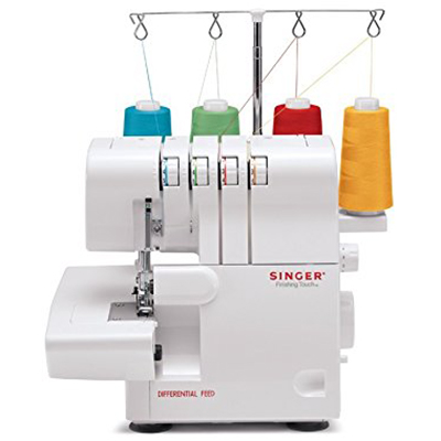 SINGER 14CG754 Serger Pro Finish Sewing Machine with Differential Feed