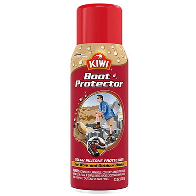 Kiwi Boot Protector, waterproof spray 12 Ounce