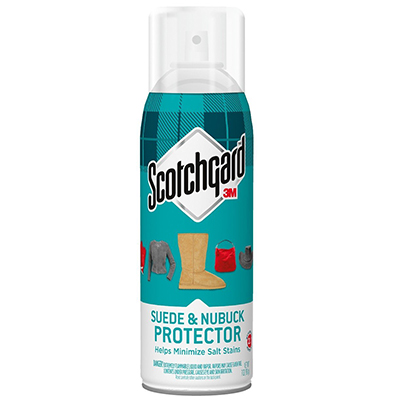 Scotchgard Suede and Nubuck Protector, 1 Can, 7-Ounce