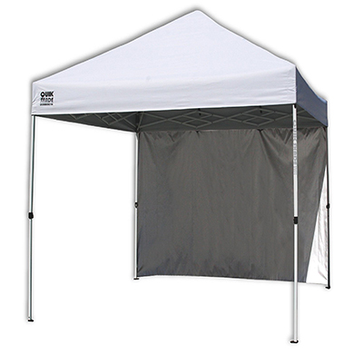 Quik Shade Commercial with Wall Panel C100 10'x10' Instant Canopy