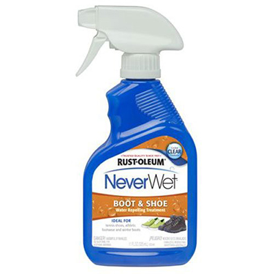 Rust-Oleum 11-Ounce 280886 NeverWet Boot and Shoe Spray