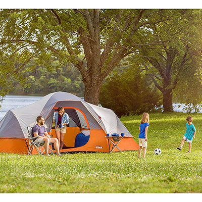 CORE Equipment, 9 Person Extended Dome Tent