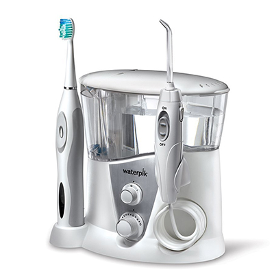 Waterpik WP-950 - Complete Care Water Flosser and Sonic Tooth Brush